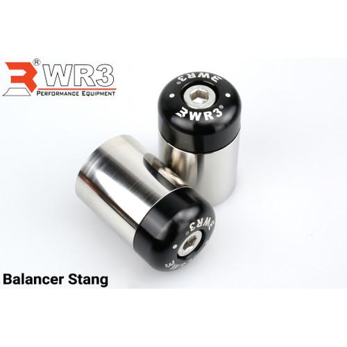 Foto Produk Balancer Jalu Stang WR3 UniversaL Semua Motor - Hitam, M6 dari Xtreme Motor Sport