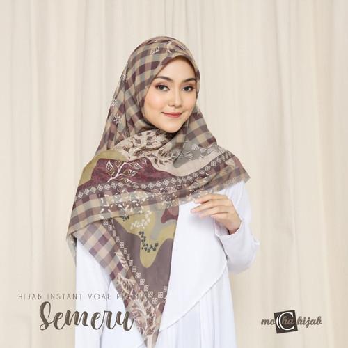Foto Produk Hijab Segi Empat Instant Premium Mocha Semeru dari mochahijabbdg