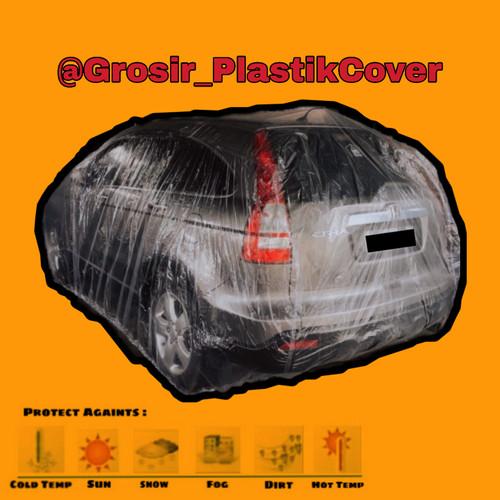 Foto Produk Cover Mobil Transparan (60 micron) - S dari Grosir_CoverPlastik