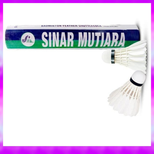 Foto Produk Kok Badminton / Shuttlecock Bulutangkis SINAR MUTIARA ORI dari Ron-sport