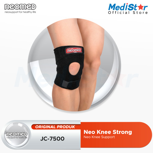 Foto Produk Neomed Knee Strong Body Support JC-7500 dari MediStar