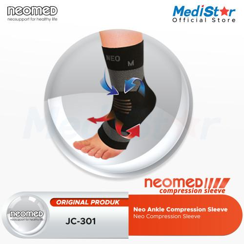 Foto Produk Neomed Ankle Compression Sleeve JC-301 dari MediStar