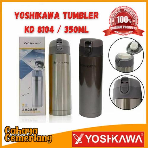 Foto Produk YOSHIKAWA KD 8104 TUMBLER 350ML dari PT. Cahaya Semakin Cemerlang