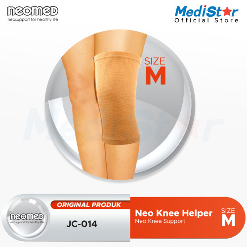 Foto Produk Neomed Knee Helper Body Support JC-014(M) dari MediStar