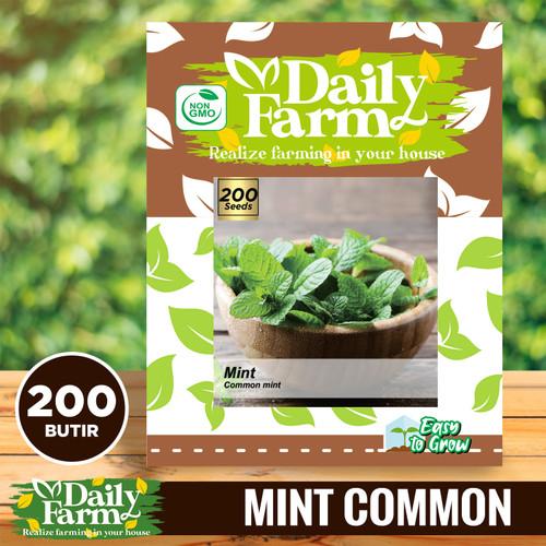 Foto Produk Benih Mint - Common Mint ( Benih Impor Repack ) dari Damai-Shop