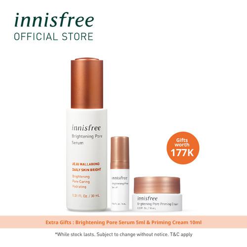 Foto Produk [innisfree] Brightening Pore Serum 30ML dari Innisfree Official Shop