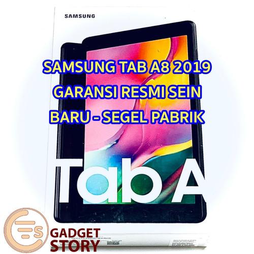 "Foto Produk Samsung Galaxy Tab A8 2019 T295 RESMI SEIN [BNIB] - Samsung Tab A 8.0"" - BLACK (HITAM) dari Gadget Story Indonesia"