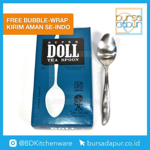 Foto Produk Bursa Dapur Super Doll Sendok Teh 6 pcs / pack dari Bursa Dapur