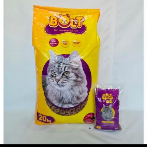 Foto Produk Bolt cat food makanan kucing 1kg dari haagenpetshop