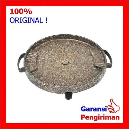 Foto Produk Grill Pan Marble Bulat dari mbakul dapur