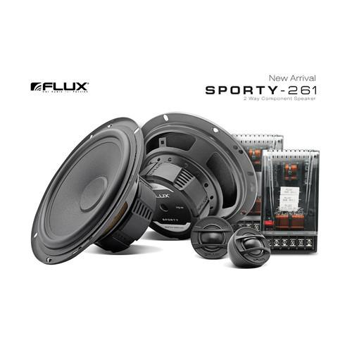 Foto Produk Speaker 2 Ways Flux Sporty 261NEW SERIES by Cartens Store dari Cartens Store