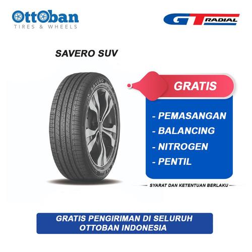 Foto Produk Ban GT Radial Savero SUV ukuran 215/55 R17 dari ottoban indonesia