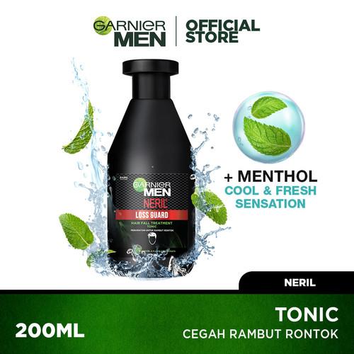 Foto Produk Garnier Men Neril Loss Guard Hair Fall Treatment Tonic 200 ml dari Garnier Men