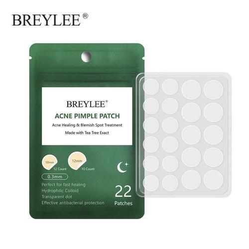 Foto Produk BREYLEE REMOVE ACNE PIMPLE PATCH NIGHT | BREYLEE STICKER JERAWAT dari Beautycare Tan