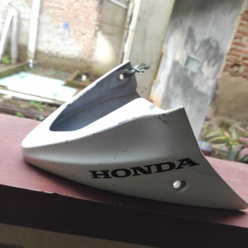 Foto Produk Tadah Lumpur Cover Mesin Honda CS1 CS 1 Original dari Dziki motor