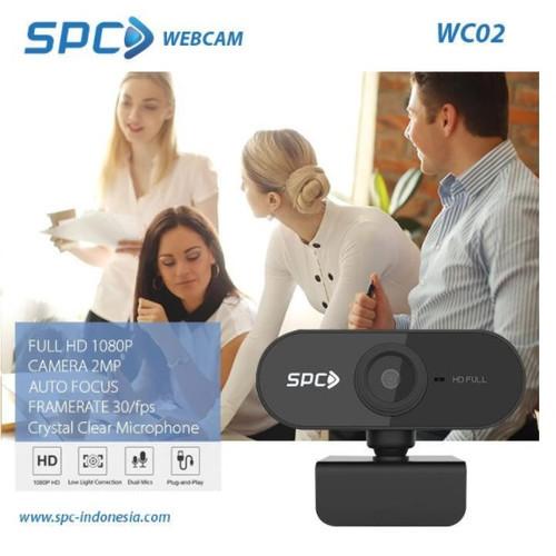 Foto Produk FULL HD WEBCAM SPC dari Harco Komputer