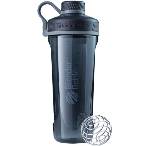 Foto Produk BlenderBottle Radian Tritan 940 ml Protein Shaker Gym Fitness Shaker - Hitam dari Originalroom
