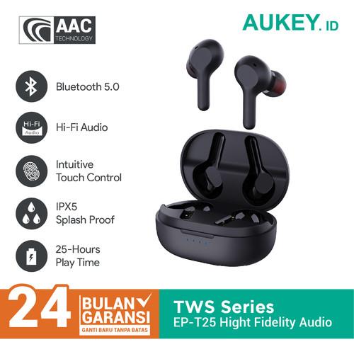 Foto Produk Aukey TWS EP-T25 High Fidelity Audio - 500538 dari Aukey Tangerang