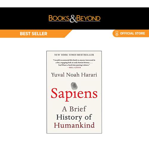 Foto Produk Sapiens: A Brief History of Humankind dari BooksBeyond