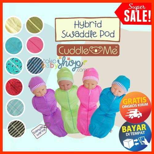 Foto Produk Bedong Instan Cuddle Me Hybrid Swaddlepod dari Tokobabyshop