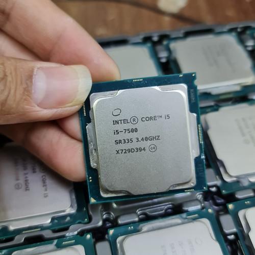 Foto Produk PROCESSOR I5 7500 dari AL computerr