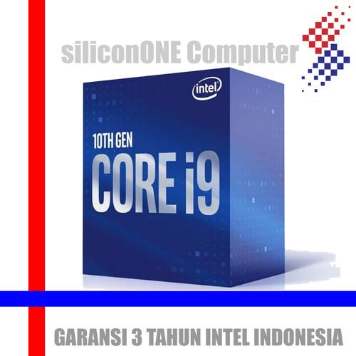Foto Produk Intel Processor Core i9-10900 BOX dari silicon ONE Computer