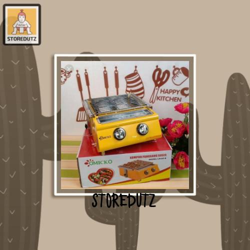 Foto Produk omicko kompor panggangan bbq dari StoreDutz