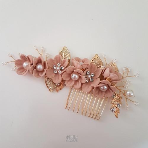 Foto Produk Hiasan Rambut Aksesoris Sanggul Sirkam Pesta Pengantin Wedding S12 dari Star Gallery