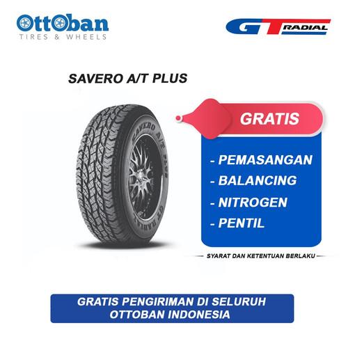 Foto Produk Ban GT Radial Savero AT Plus ukuran 265/60 R18 dari ottoban indonesia