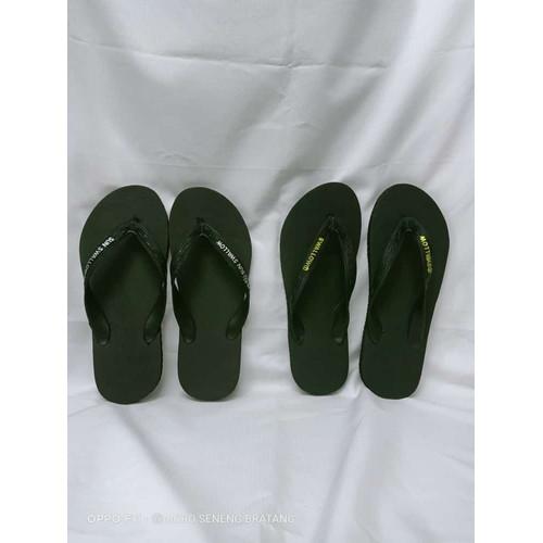 Foto Produk sandal japit SWALLOW M 01 black hitam size 12 / 45 dari toko moro seneng