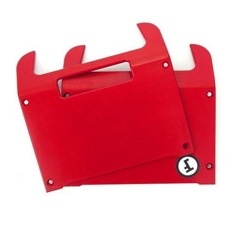 Foto Produk The Float Life -Float Plates V3 (XR) Wildfire Red dari Melotronic
