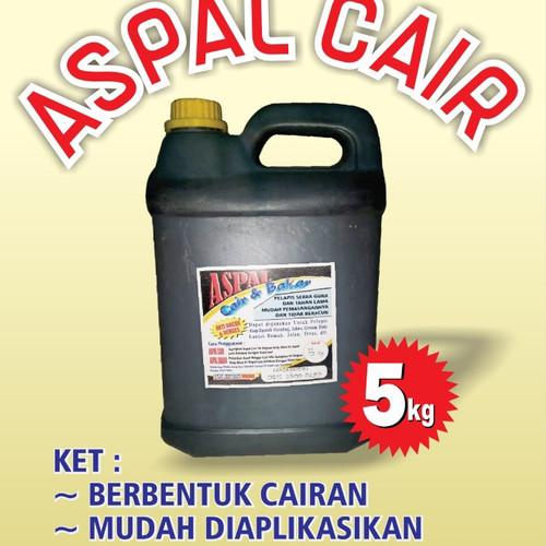 Foto Produk Aspal cair 5kg dari dzaky aspal