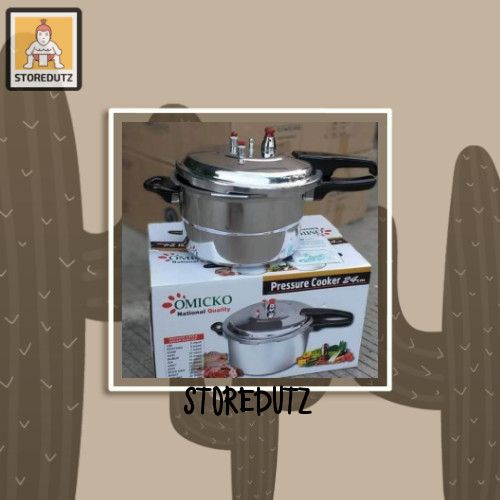 Foto Produk panci presto omicko 24cm 8 liter dari StoreDutz