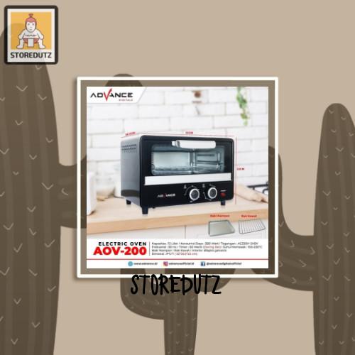 Foto Produk oven listrik advance dari StoreDutz