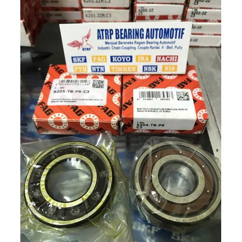Foto Produk BEARING 6205 TBP6C3-6304 TBP63 FAG(BEARING KRUK AS YAMAHA RX-KING) dari ATRP BEARING AUTOMOTIF