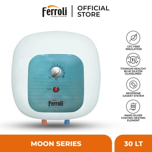 Foto Produk Ferroli Water Heater Moon Series 30 Liter dari Ferroli Official Store