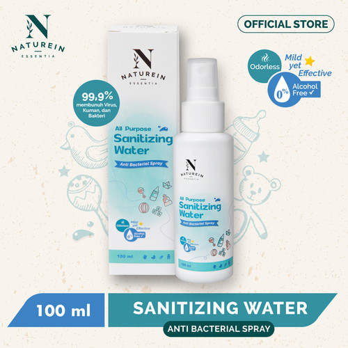 Foto Produk Naturein All Purpose Sanitizing Water 100ml dari Naturein.id