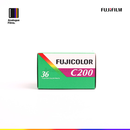 Foto Produk Roll Film Fujicolor C200 Paling Murah !!! Fresh !!! dari Analogue Films