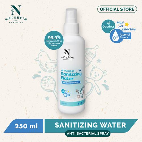 Foto Produk Naturein All Purpose Sanitizing Water 250ml dari Naturein.id