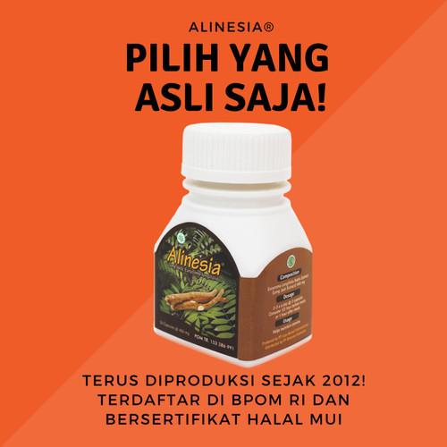 Foto Produk Alinesia (100% Ekstrak Tongkat Ali) dari DEHERBA'S STORE