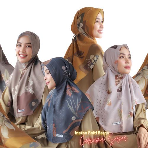 Foto Produk Hijabwanitacantik - Instan Baiti Curcuma|Hijab Instan|Jilbab Instan - Longa dari Hijab Wanita Cantik