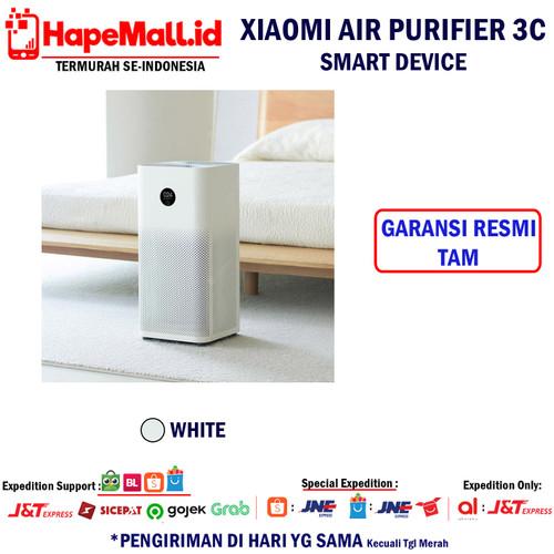Foto Produk XIAOMI MI AIR PURIFIER 3C GARANSI RESMI TAM TERMURAH - Putih dari Hapemall.id