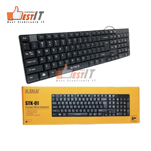Foto Produk Keyboard Komputer dari Best Elektronik IT