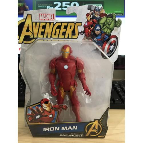 Foto Produk Hasbro IRON MAN Mark 3 Marvel Avengers Action Figure dari Radabab