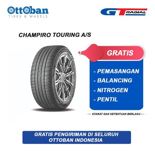 Foto Produk Ban GT Radial Champiro Touring A/S Series R17 ukuran 215/55 dari ottoban indonesia