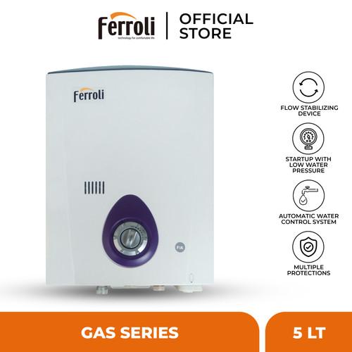 Foto Produk Ferroli 5 L Direct Flue Gas Water Heater dari Ferroli Official Store