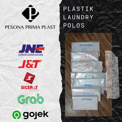 Foto Produk PLASTIK LAUNDRY PP KILOAN MURAH (PER 1 KG) - 50X75 dari Pesona Prima Plast