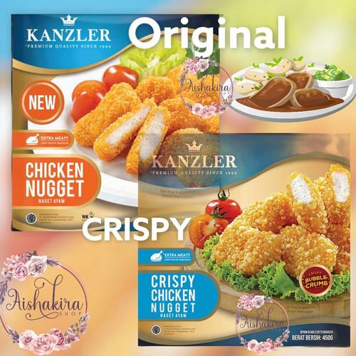 Foto Produk kanzler chicken nugget - original dari Aishakira online