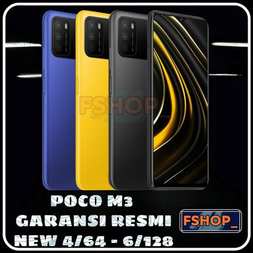 Foto Produk POCO M3 Garansi Resmi - 4 64 Random dari FShop_1