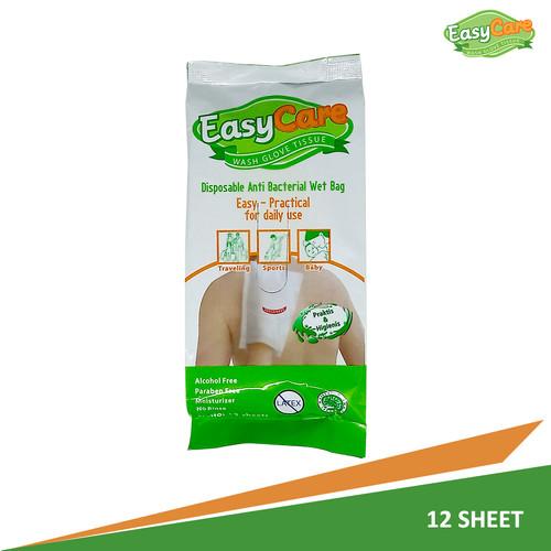 Foto Produk EasyCare Wash Gloves 12 Sheets Perfume dari Docare Laras Indonesia
